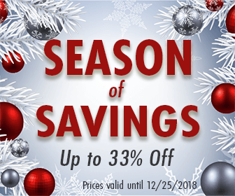 WildAboutBirds.com Season of Savings Sale!