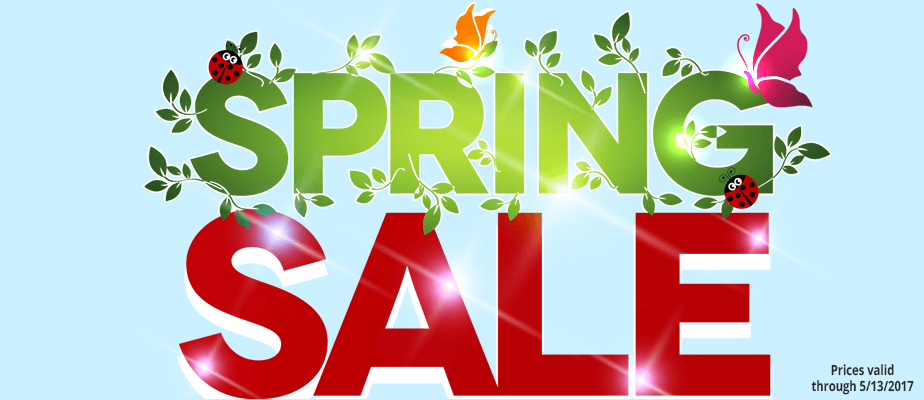 WildAboutBirds.com Spring Sale