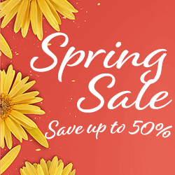 Spring Sale at WildAboutBirds.com